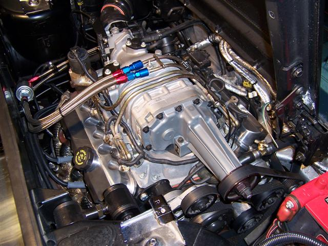 my 3800sc swap west coast fieros forum page 1 i got bling for my engine from ang she got a set of polished aluminum valve covers for me what do you think