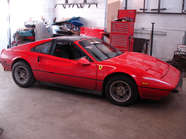 Fiero Ferrari Kit Car Bing Images